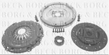 HKF1000 BORG & BECK SOLID FLYWHEEL KIT fits Audi, Seat, Skoda, VW 1.9TDi
