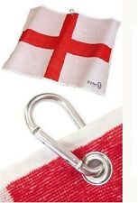 Large Patriot Golf Bag Towel - England Flag English St George's Cross