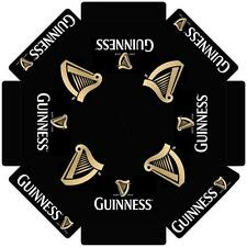 New Listing GUINNESS STOUT W/ HARP LOGO 7 Foot BEER UMBRELLA MARKET PATIO  STYLE NEW HUGE
