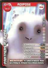 DR WHO MONSTER INVASION - 046 ADIPOSE
