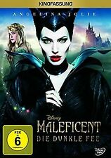Maleficent - Die Dunkle Fee | DVD | Zustand gut