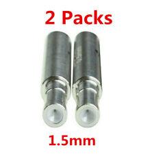 Brass Drill EDM Electrode Tubing Multi-Channel 3.00 mm OD X 400 mm L 10 Pcs//Pack