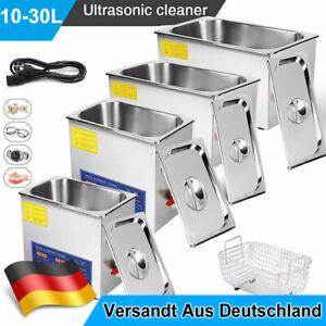 10-30L Digital Ultraschallreiniger Ultraschallreinigungsgerät Ultrasonic Cleaner