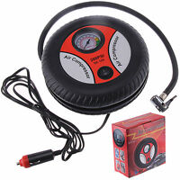 New 260PSI 12V Mini Air Compressor Tyre Inflator Auto Car Auxiliary Pump Tool
