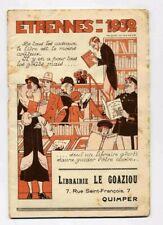 Catalogue Librairie Le Goaziou Ed. Hachette 1932 TBE
