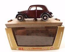 Brumm Serie Oro R31 Fiat 508 C Berlina 1100 1937 1939 neuf en boite 1/43