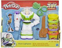 Play-Doh Toy Story 4 Buzz Lightyear Play Set - Disney Pixar Play Dough Modelling