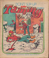 Tammy Comic 10 January 1976    Eric Faulkner of The Bay City Rollers