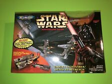 Micro Machines Star Wars Vader's Lightsaber Set by Galoob 1996! NEW SEALED!