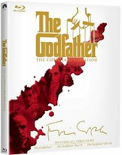 The Godfather: The Coppola Restoration - Brand New Sealed Blu-ray 4-Disc Set