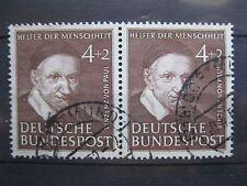 timbre allemagne : YT n° 29 1951 VINZENZ VON PAUL, HELFER DER MENSCHHEIT