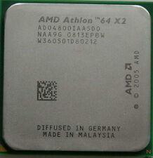 AMD Dual Core CPU Athlon 64X2 4800  2.5GHz Socket AM2