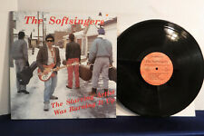 The Softsingers,Starving Artist Was Burning It Up,Disturbing DR 2818,1988 Insert
