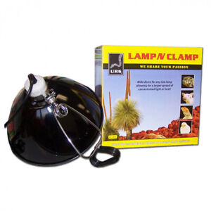 Urs Lamp N Clamp Reptile Reflector Lamp 250mm