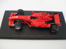 Red Line RL 141 Ferrari  F2007 no 5 Winner Bahrain F1 GP 2007    1:43 Neu in OVP