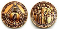 Medaglia Religiosa Beato Benedetto Menni 1985 Fatebenefratelli Ordine Ospedalier