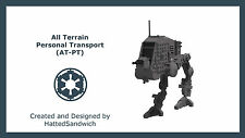 Lego AT-PT MOC Instructions Only (Instructions & parts list)