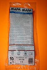 Gants Mapa Professionnel Harpon 321 Orange manipulation Étanche Grip Renforcé 10