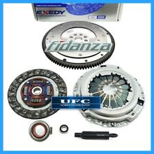 EXEDY CLUTCH KIT & FIDANZA FLYWHEEL 92-93 ACURA INTEGRA RS LS GS GSR 1.7L 1.8L