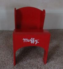 Muffy Vanderbear SCHOOL DESK