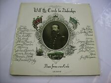 NITTY GRITTY DIRT BAND - WILL THE CIRCLE BE UNBROKEN - 3LP VINYL 1972 GERMANY