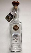 2002 Limited Legends Of Jack Daniels 1905 Belgium Gold Medal Bottle