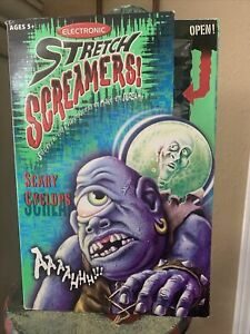 Manley's Toy Quest Stretch Screamers Cyclops monster giant