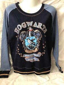 Primark Harry Potter Hogwarts Ravenclaw Sweatshirt Jumper Size UK 2XS or XS BNWT