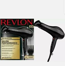 Revlon Pro Collection Salon Performance Turbo Power Ionic Hair Dryer RVD5221