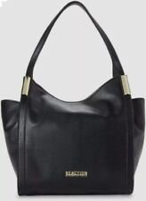 KENNETH COLE REACTION Black Hobo Tote, NWT, MSRP $99