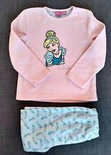 Girls Age 5-6 Years Pink Pyjamas Set Disney PJs