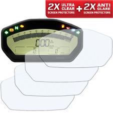 4 X DUCATI Supersport Inc. 'S' instrumento/dashboard/Protector De Pantalla Speedo