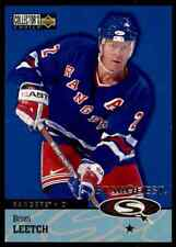 1997-98 Collector's Choice Star Quest Brian Leetch #SQ20