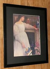 Symphony in White - James Whistler print - 20''x16'' frame, Masters paintings