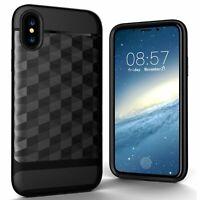 Apple IPHONE X / XS Étui Coque Téléphone Portable Protection Sac de Noir