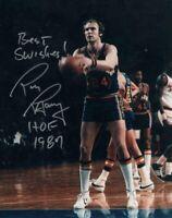 Rick Barry Autographed Signed 8x10 Photo ( HOF Warriors ) REPRINT