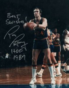 Rick Barry Autographed Signed 8x10 Photo ( HOF Warriors ) REPRINT