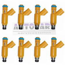 8 Pcs Fuel Injector For 2006-2009 Land Rover Jaguar 4.2L 4.4L 03-06 Jaguar 4.2L