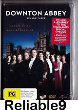 Downtown Abbey Season 3 5DVD+Special episode+Footage not seen in Australia Reg4