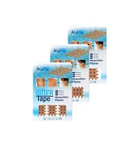 AcuTop® Gitter Tape Set Typ A + Typ B + Typ C Haut Kinesiologietape Crosstape