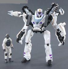 Hasbro Transformers 5-convertidor (!) sargento ice nuevo, g1 Megatron Optimus Prime