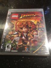 LEGO Indiana Jones: The Original Adventures [PlayStation 3 PS3 New Sealed