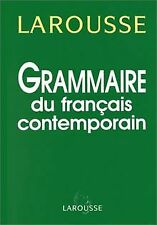 Grammaire du français contemporain von Jean-Claude Cheva... | Buch | Zustand gut