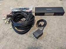 Iogear (Gcs1794) 4-Ports External Kvm / Audio / Usb Switch