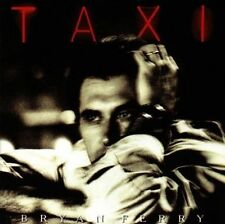 Bryan Ferry Taxi Original 1993 UK CD Virgin Cdv2700 Roxy Music Rock