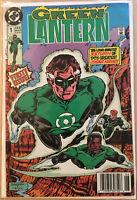 DC Comics Green Lantern #1 1990 Comic Book XF