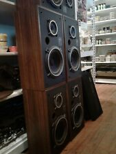 "JENSEN MOD SERIES 8/20 4 Ohms 8"" Speakers VINTAGE"