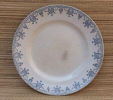 Antiguo plato patata art pop déco vintage abstracta french antiguo cerámica