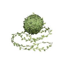 Artificial Ivy Vine Leaf Garland Plants Fake Foliage Flower Rattan Decor