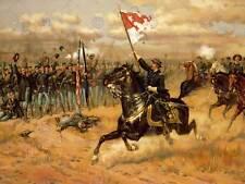 American civil general Sheridan Winchester Ride héroe nueva impresión de arte poster CC5671